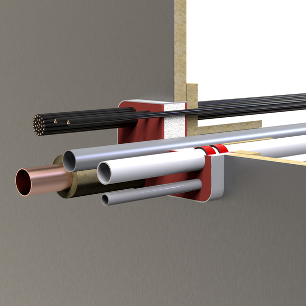 STI Marine MPACT Pipe and Cable Transit